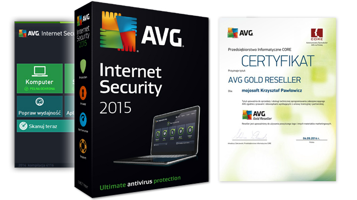 AVG Internet Security 2015 15.0.5941
