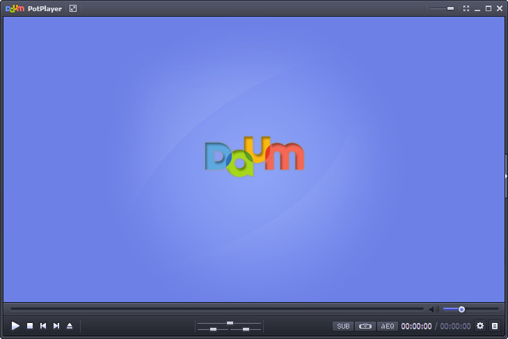Daum PotPlayer 1.6.55.390 Stable